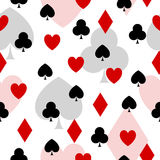 Playing Card Elements Stock Photo
