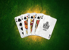Playing Card Royalty Free Stock Photos