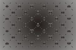 Playing card seamless pattern Stock Photo