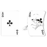 Playing card set 15 Royalty Free Stock Images