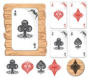 Playing Card Stock Photo