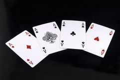 Free Playing Cards Stock Photo - 11438370
