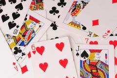 Playing Cards Stock Photos