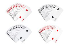 Free Playing Cards Royalty Free Stock Photography - 14079867
