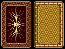 Playing Cards. Royalty Free Stock Photo
