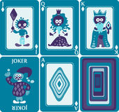 Playing cards 2/8 Royalty Free Stock Photo