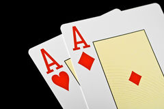 Playing cards. Stock Photography
