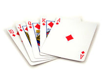 Free Playing Cards Royalty Free Stock Images - 3748469