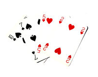 Playing Cards. This is some playing cards Stock Images