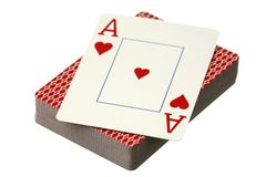 Playing cards - as Stock Photo