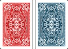 Free Playing Cards Back Side Stock Photo - 106961470