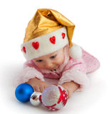 Playing child Royalty Free Stock Photo