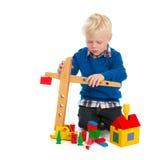Playing child Stock Photo