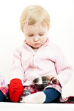 Playing child Stock Photography