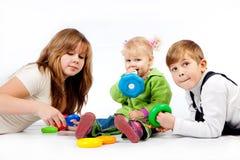 Playing children Stock Photo