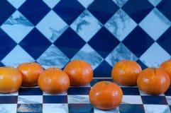 Orange draught Stock Photo