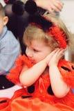 Playing Girl Royalty Free Stock Photos