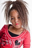 Playing Hip Hop Dress Up Royalty Free Stock Photography