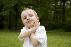 Playing Kid Royalty Free Stock Photos
