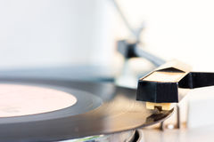 Playing song Royalty Free Stock Image