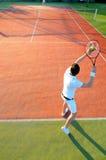 Playing Tennis Stock Photos