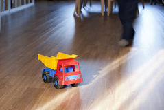 Playing with toys Stock Photos