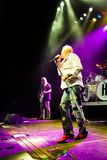 Uriah Heep. Playing the Varsity theater in Dinkytown Royalty Free Stock Photos