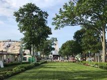 Playland park w życie, Nowy Jork Obraz Stock