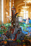 Playmobil Exposition France Royalty Free Stock Images