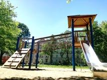 Playpark Στοκ Εικόνες