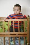playpen младенца Стоковое Изображение RF