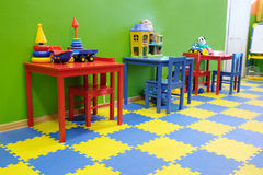 playroom Στοκ Εικόνα