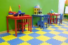 Playroom stock image