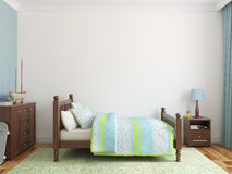 Playroom interior. Stock Images