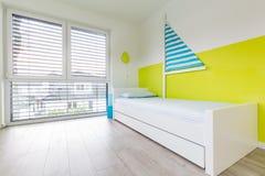 playroom s детей кровати Стоковое Фото
