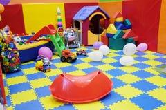 playroom s детей Стоковые Изображения