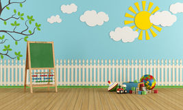 Playroom Stock Images