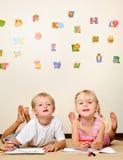 playschool διασκέδασης παιδιών Στοκ εικόνα με δικαίωμα ελεύθερης χρήσης