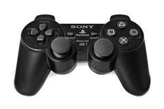 PlayStation控制器 免版税库存照片