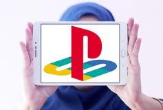 Playstation logo Obraz Royalty Free
