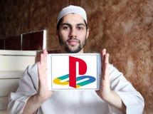 Playstation logo Zdjęcia Stock