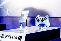 PlayStation Vita TV Arkivfoto