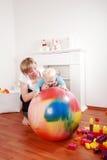 Playtime immagine stock