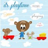 Playtime Стоковые Изображения