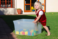 Playtime child Stock Photo