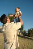 Playtime do bebê imagens de stock