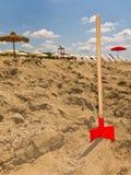playtime plażowy wakacyjny rydel Obraz Royalty Free