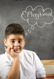 Playtime Stock Image