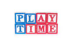 Playtime Royalty Free Stock Images