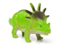 Playtoy dinosaurus royalty-vrije stock foto's